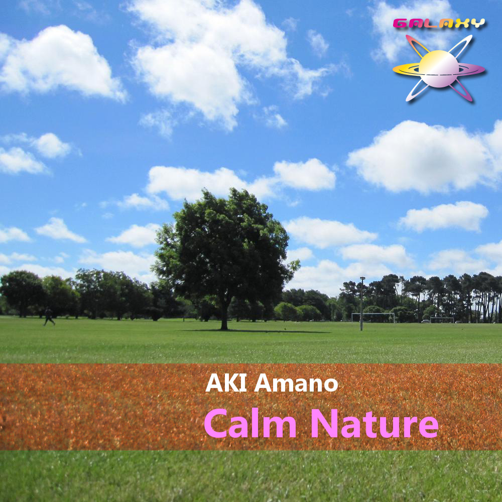AKI Amano / Calm Nature