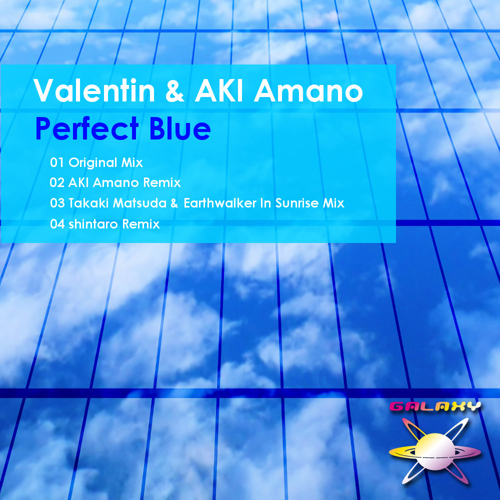 Valentin & AKI Amano / Perfect Blue