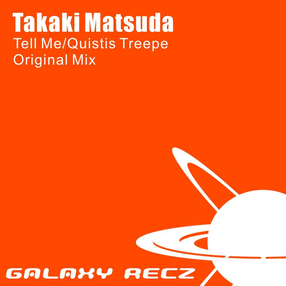 Takaki Matsuda / Tell Me