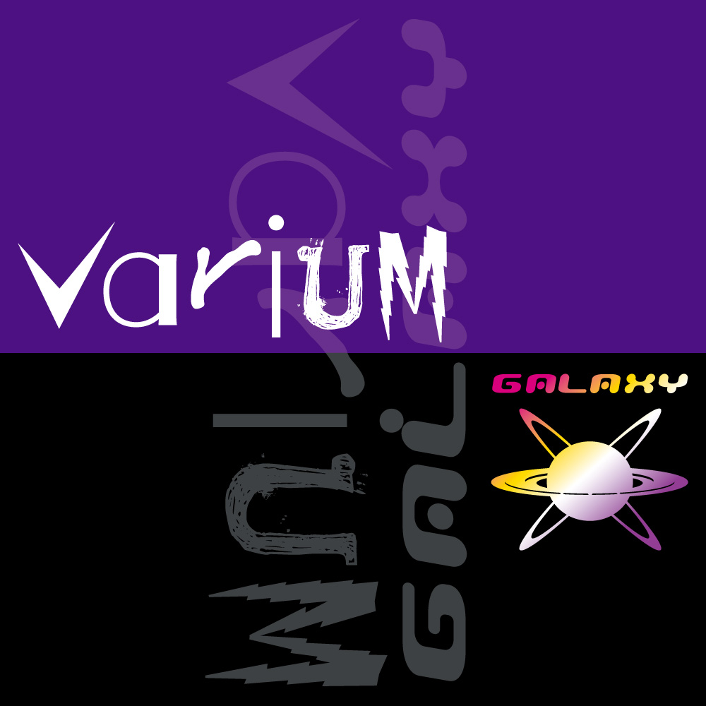 Various Artists / varium meets GALAXY RECZ